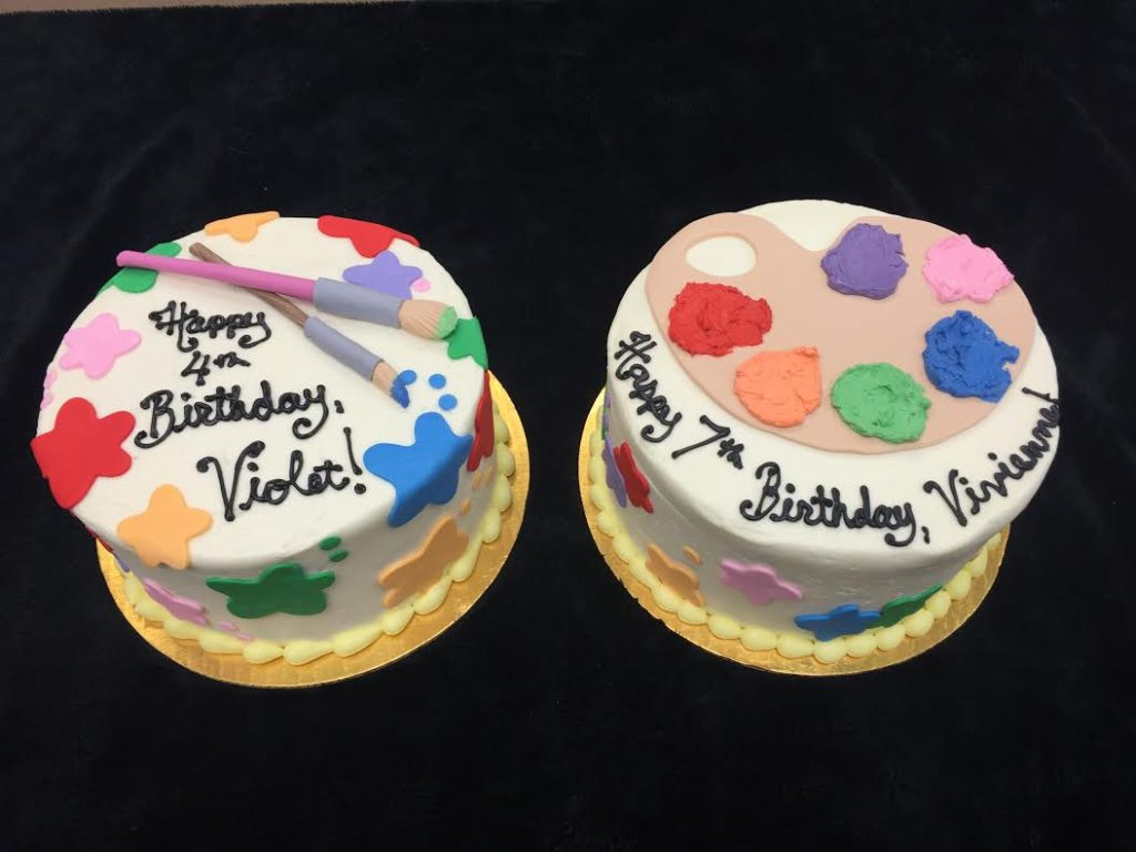 Personalised Anniversary Cake Images : Custom Cakes - Cali Girl Cakes Cakes and Gourmet Dessert ...